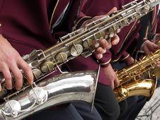 Free Saxophone Royalty Free Stock Photo - 1899005