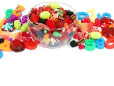Free Candies Royalty Free Stock Images - 1899149