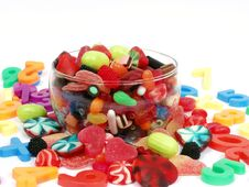 Free Candies Royalty Free Stock Photo - 1899155