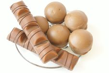 Free Tasty Chocolate Candies Stock Photography - 1899992