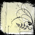 Free Floral Background, Ornament, Leaves And Flowers Stock Images - 18905834
