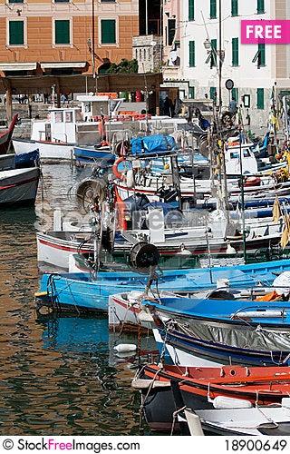 Free Marina Italian Royalty Free Stock Images - 18900649