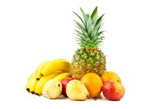 Free Beautiful Composition Of Fruit Fresh Fruits. Royalty Free Stock Photos - 18900178