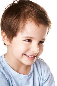 Free Smiling Boy Royalty Free Stock Image - 18900226