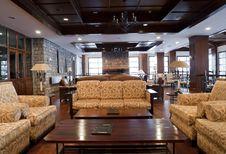 Free Luxury Hotel Lobby Stock Images - 18900234