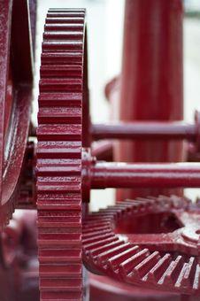 Free Cog-wheel Stock Image - 18900281