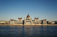 Free Hungarian Parliament Stock Photos - 18900353