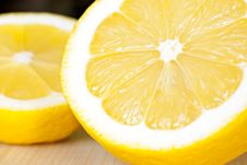 Free Lemon. Stock Image - 18900591
