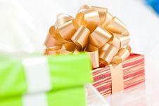 Free Gift Box Royalty Free Stock Photo - 18900965