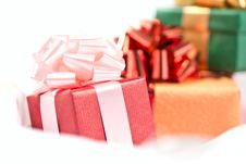 Free Gift Box Royalty Free Stock Images - 18900969