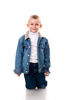 Free Cute Little Boy Stock Photo - 18901060