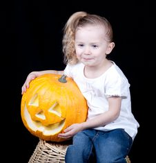 Free My Pumpkin And I Royalty Free Stock Images - 18902569