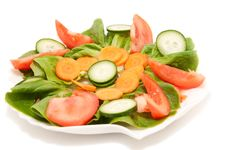 Free Fresh Vegetables Stock Image - 18906111