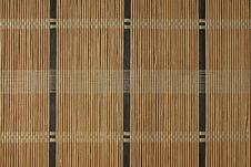 Free Bamboo Mat Stock Images - 18906484