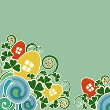 Free Easter Background Royalty Free Stock Images - 18907499