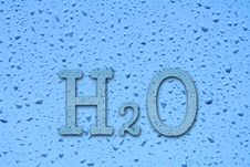 Water, Raindrops, H2o Royalty Free Stock Photography