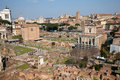 Free Ruins Of The Forum Stock Photo - 18910980