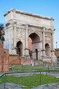 Free Ruins Of The Forum Stock Image - 18911361