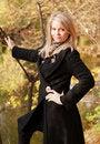 Free Autumn Girl Stock Photos - 18913293