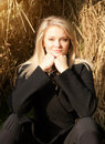 Free Autumn Girl Stock Photography - 18913982