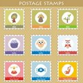 Free Postage Stamps Stock Photos - 18919653