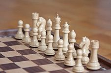 Free Chess Pieces Stock Photo - 18911160