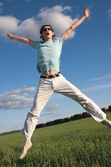 Free Jump Stock Image - 18911581