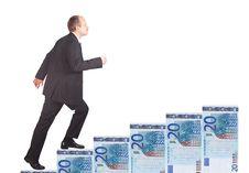Ladder Of Success Stock Photos