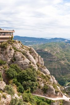 Free Montserrat, Mountain, Spain Stock Photo - 18913920