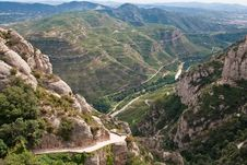 Free Montserrat, Mountain, Spain Stock Image - 18913921