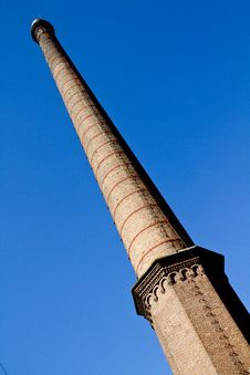 Free Chimney Stock Photography - 18914062