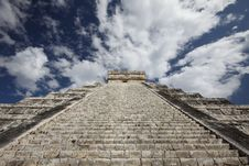 Free El Castillo Stock Photography - 18914362