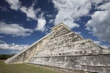 Free Great El Castillo Stock Image - 18914581