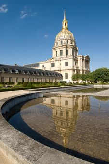 Free Napoleon S Tomb At Les Invalides Stock Photography - 18915022