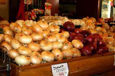 Free Onions Stock Photos - 18916133