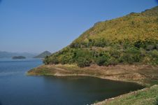 Free Kang Kra Jarn Dam In Thailand Royalty Free Stock Photo - 18917185