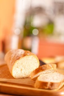 Free Gourmet Fresh Bread Stock Photo - 18917860