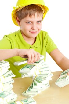Free Young Businessman Royalty Free Stock Photo - 18918315