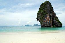 Free Beach Andaman Sea Thailand Stock Image - 18919661