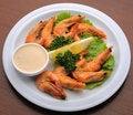 Free Shrimp Royalty Free Stock Image - 18926796