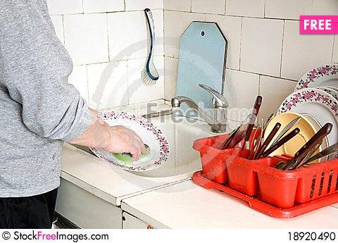 Free Kitchen. Stock Photo - 18920490