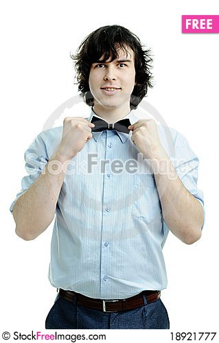 Free Waiter Royalty Free Stock Photography - 18921777