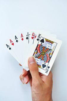 Free Card Stock Photo - 18921020