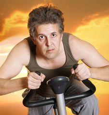 Free Fitness Stock Image - 18921751