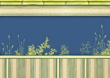 Free Decorative Floral Background Royalty Free Stock Images - 18922459