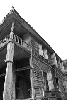 Old House Royalty Free Stock Images