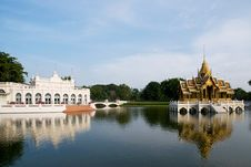 Free The Royal Summer Palace At Bang Pa In, Thailand Stock Photography - 18923052