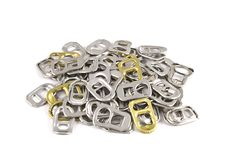 Free Recycle Aluminium Ear Can Royalty Free Stock Photography - 18923397