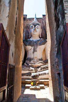 Free Wat Sri Chum Royalty Free Stock Photo - 18924035