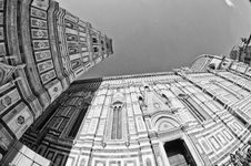 Free Piazza Del Duomo, Florence Royalty Free Stock Photo - 18924375